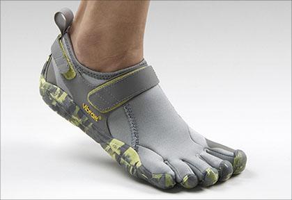 Five-finger-shoe